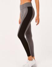 Fashion Fit Contrast Full Length Leggins
