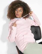 Urban Woman Hooded Sweatshirt