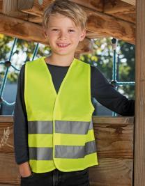 Kinder Sicherheitswarnweste