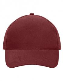 5 Panel Cap Heavy Cotton