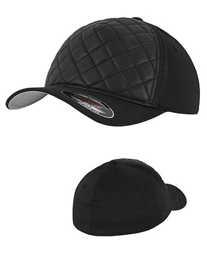 Diamond Quilted Flexfit Cap
